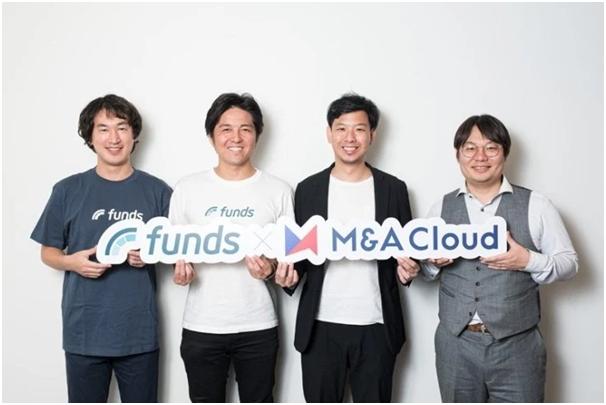 FundsとM&Aクラウド