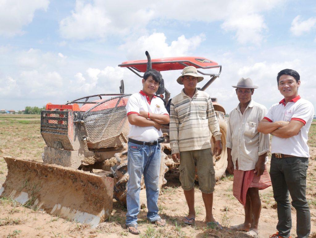 カンボジア案件