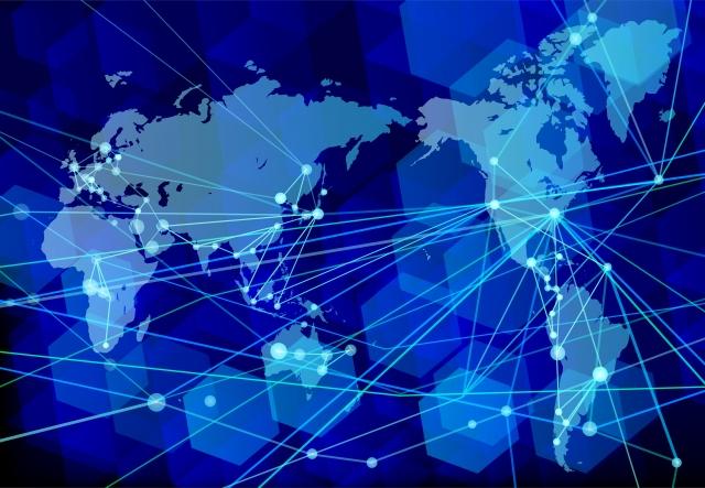 海外のネットワーク