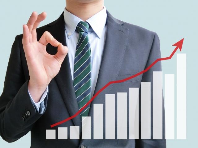上昇する投資銘柄