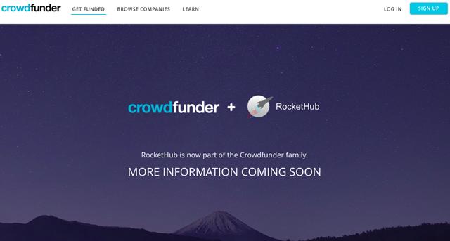 RocketHub(ロケットハブ)