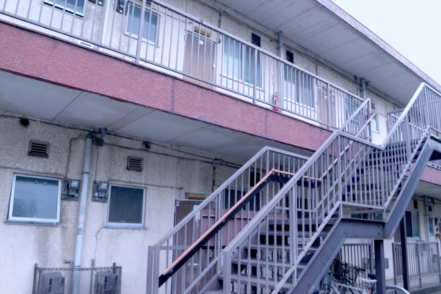 中古アパート
