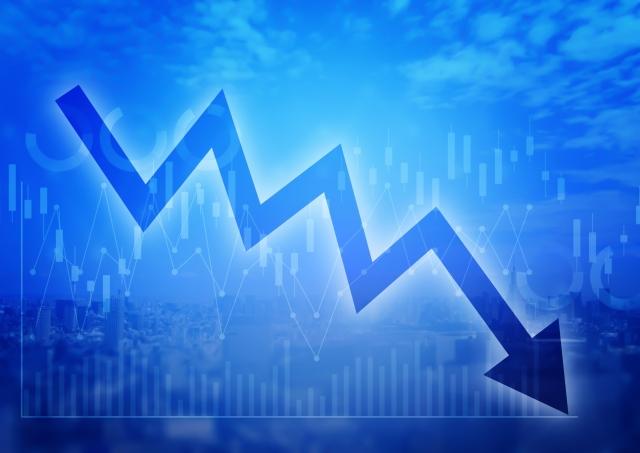 市場の暴落