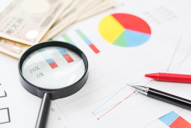 投資信託のポートフォリオ
