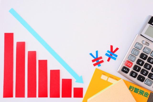 電卓と支出の計算