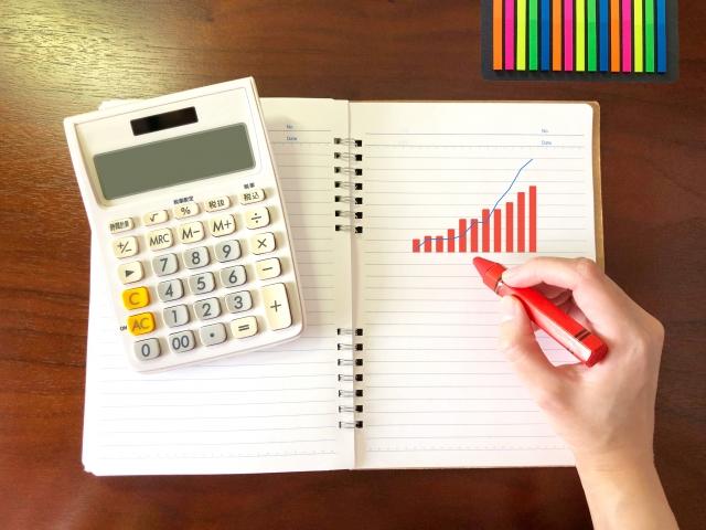 資産形成のシミュレーション