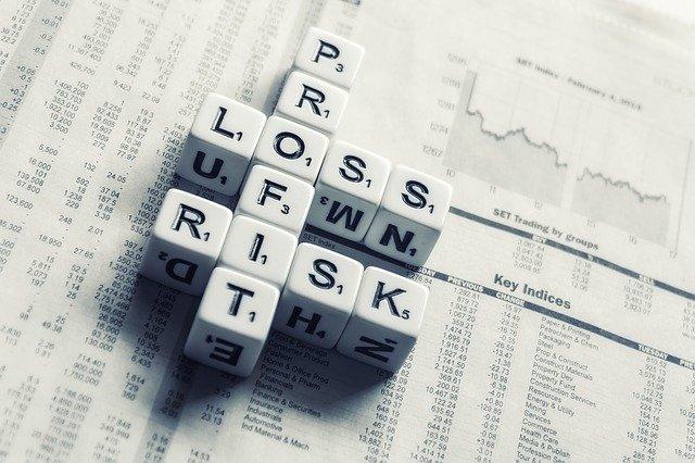 リスク、損失、利益