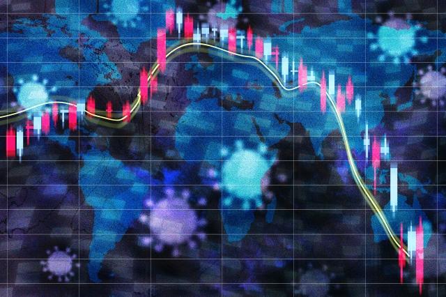 市場の大暴落