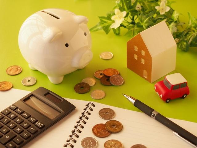 豚の貯金版ことお金とノート