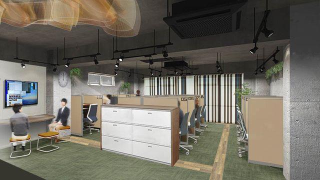 CREAL新オフィス物件